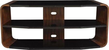 Bello Cameo Park TC567301C248 52 in. and Up TV Stand Brown, TV Stand
