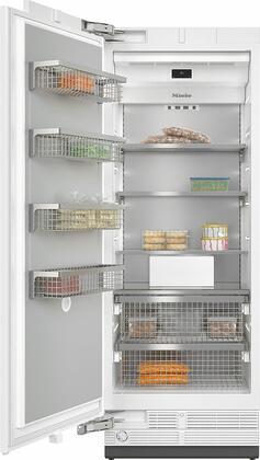 Miele MasterCool F2811Vi Column Freezer Panel Ready, F 2811 Vi Column Freezer