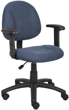 Boss B316be 25 Inch Adjustable Contemporary Office Chair Appliances Connection