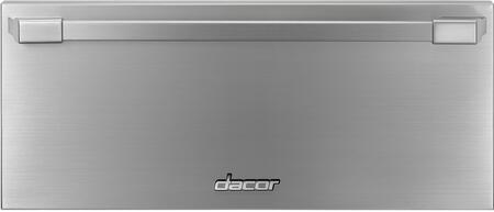 Dacor Professional HWD24PS Warming Drawer Stainless Steel, Front View