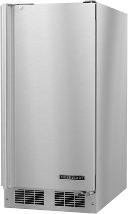HR15A 15″ Energy Star Qualified Compact Undercounter Reach-in Refrigerator with 2.54 cu. ft. Capacity  2 Adjustable Shelves and Reversible Door with