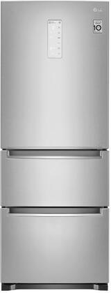 LG  LRKNS1205V Bottom Freezer Refrigerator Stainless Steel, LRKNS1205V Kimchi Refrigerator