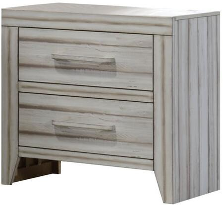 Acme Furniture Shayla 23983 Nightstand White, 1
