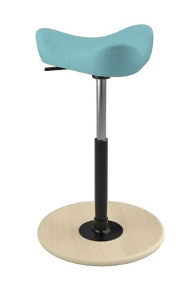 Varier Move Small MOVESMALL2700DINIMICA9082NATHIBLK Office Stool, Main Image