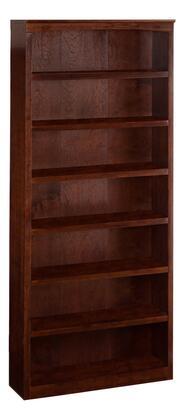 Atlantic Furniture H800 Bookcase, 1