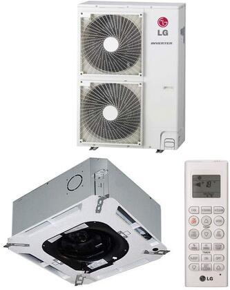 LG  LC367HV Single-Zone Mini Split Air Conditioner White, Main Image