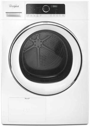 Whirlpool  WHD5090GW Electric Dryer White, Main Image