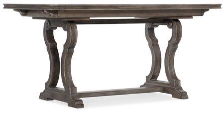 Hooker Furniture Woodlands 58207520684 Dining Room Table, Silo Image