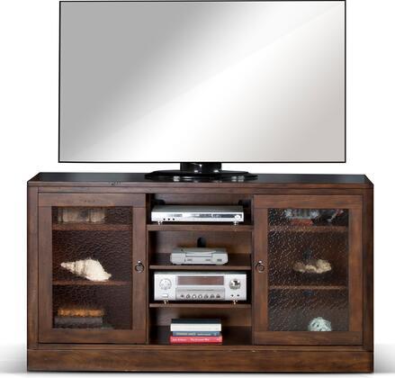 3565DC2-63 63″ Santa Fe TV Console  in Dark
