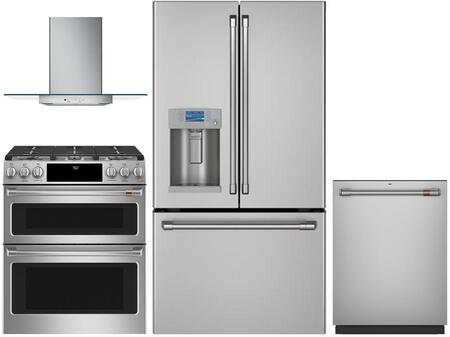 Cafe 1053456 Kitchen Appliance Package & Bundle Stainless Steel, main image