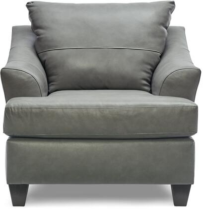 Lane Furniture 2063 01 Soft Touch Silver Head On SILO