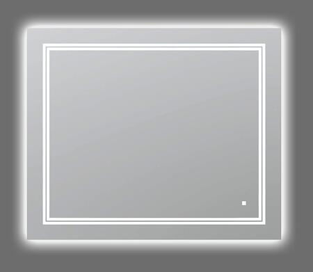 SOHO Collection S3630 LED Lighted Mirror with Defogger  Dimmer and Light Control Touch Screen Buttons in