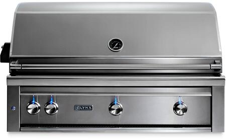 Lynx Professional L42R3NG Natural Gas Grill Stainless Steel, Main Image