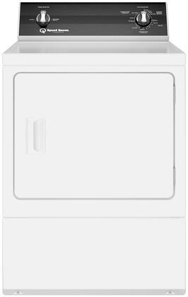 Speed Queen  DR3003WG Gas Dryer White, DR3003WG Gas Dryer