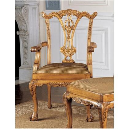 Design Toscano  AF1008 Accent Chair , AF1008 1