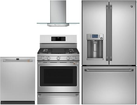Cafe 1053698 Kitchen Appliance Package & Bundle Stainless Steel, main image