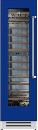 Hestan  KWCL24BU Wine Cooler 51-75 Bottles Blue, 1