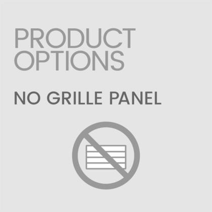 LG  NOGRILLE Grill Assembly , NOGRILLE