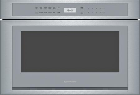 Thermador  MD24WS Microwave Drawer Stainless Steel, Main Image