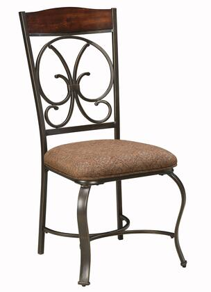 Signature Design by Ashley Glambrey D32901 Dining Room Chair Brown, Main Image