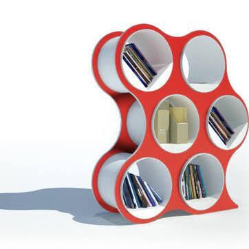 Scale 1:1 BL6 Bookcase, 1