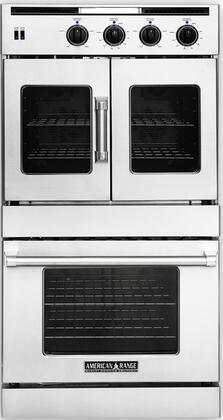 American Range Legacy AROFSE230 Double Wall Oven Stainless Steel, Main Image