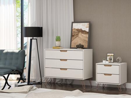Manhattan Comfort Rockefeller 104GMC3 Dresser , 104GMC3 Lifestyle