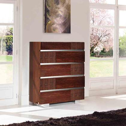 ESF Status Caprice I5835 Chest of Drawer Brown, Main Image