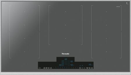 Thermador Masterpiece CIT367XMS Induction Cooktop Silver, Main Picture