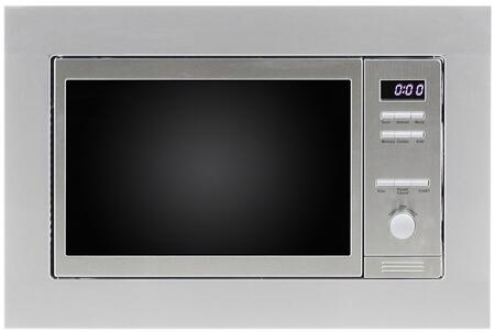 Equator  CMO800 Single Wall Oven Stainless Steel, Main Image