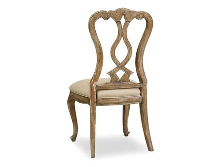 Hooker Furniture Chatelet 530075410 Dining Room Chair Beige, Main Image