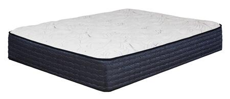 Market Special Plush Collection M83531 Queen Mattress with Plush Comfort Level  High Density Quilt Foam and Steel Encased Colis in