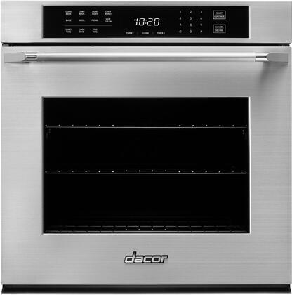 "Dacor Heritage HWO127EC Single Wall Oven Custom Color, HWO127EC 27"" Heritage Single Wall Oven"
