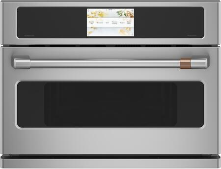 Cafe Customizable Professional Collection CSB912P2NS1 Single Wall Oven Stainless Steel, Main Image