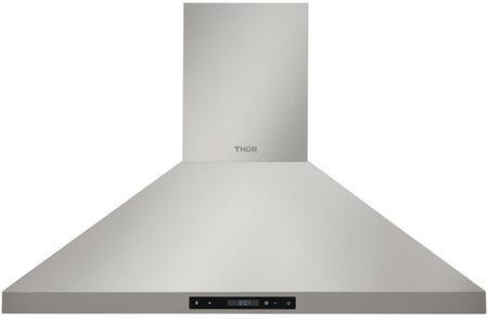 Thor Kitchen HRH3607 Wall Mount Range Hood Stainless Steel, Main Image