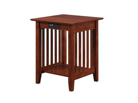 Atlantic Furniture Mission AH10234 Copystand Brown, AH10234 SILO 30