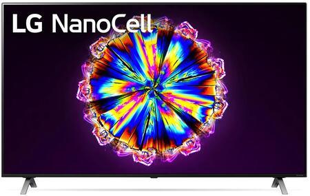 LG  65NANO90UNA LED TV Black, 65NANO90UNA NanoCell TV