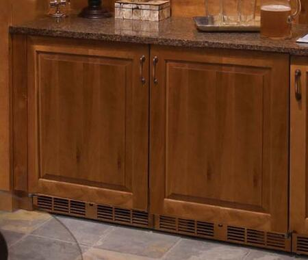 Perlick Signature 1443811 Wine Cooler 26-50 Bottles Panel Ready, 1