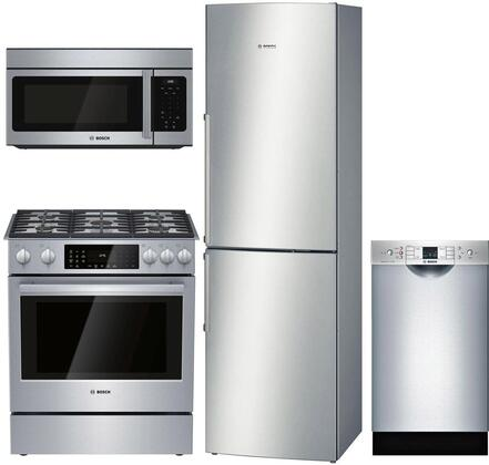 Bosch 743811 Kitchen Appliance Package & Bundle Stainless Steel, main image