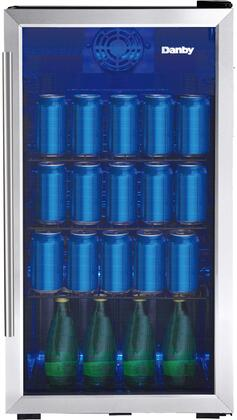 Danby DBC117A2BSSDD6 Beverage Center Stainless Steel, DBC117A2BSSDD6 Beverage Center