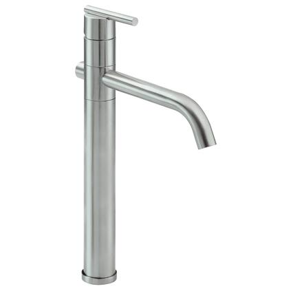 Parma D225158BN Single Hole Vessel Lavatory Faucet 1.2 GPM  in Brushed