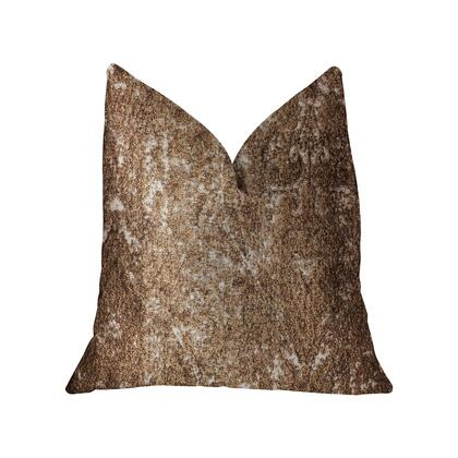Plutus Brands Chestnut Crush PBRA23211616DP Pillow, PBRA2321