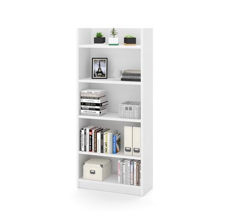 Bestar Furniture 1207001117 Bookcase, 120700 17 fb 1