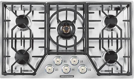 American Range Vitesse ARDCT365L Gas Cooktop Stainless Steel, 1