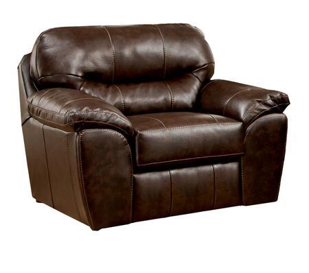 Jackson Furniture Brantley 443001121509301509 Living Room Chair Brown, Main Image