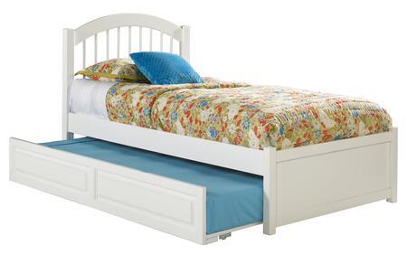 Atlantic Furniture Windsor AP9422012 Bed White, AP9422012 SILO TR2 30