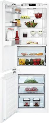 Blomberg  BRFB1052FFBIL Bottom Freezer Refrigerator Panel Ready, BRFB1052FFBIL Left Hinge Bottom Freezer Refrigerator