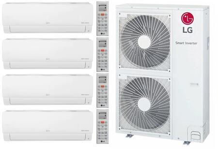 LG  963771 Quad-Zone Mini Split Air Conditioner , Main Image