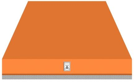 Hestan  KVC30OR Wall Mount Range Hood Orange, 1