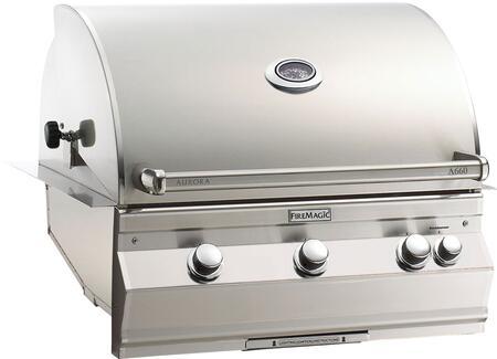 Fire Magic Aurora A660I6EAX Grill Stainless Steel, 1
